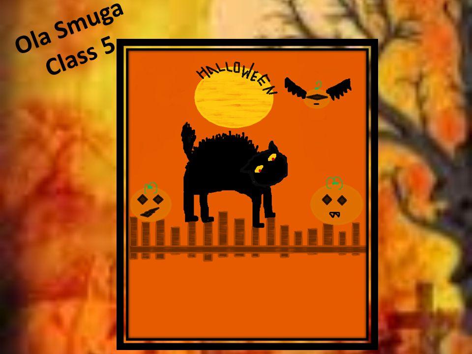 Ola Smuga Class 5