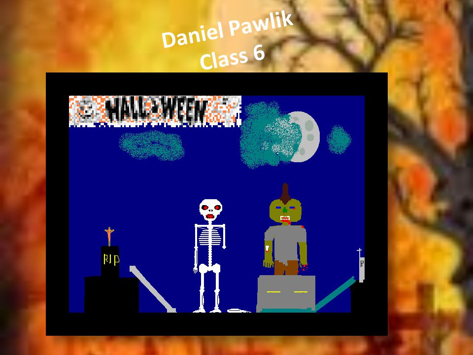 Daniel Pawlik Class 6
