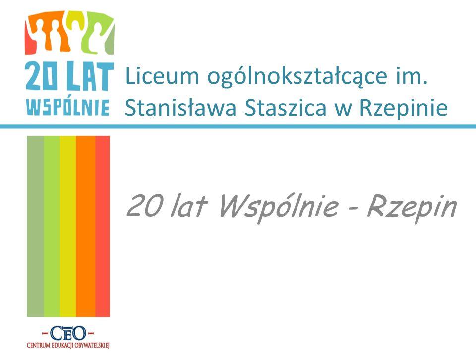 Liceum ogólnokształcące im. Stanisława Staszica w Rzepinie