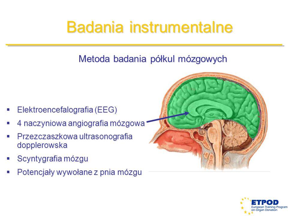 Badania instrumentalne