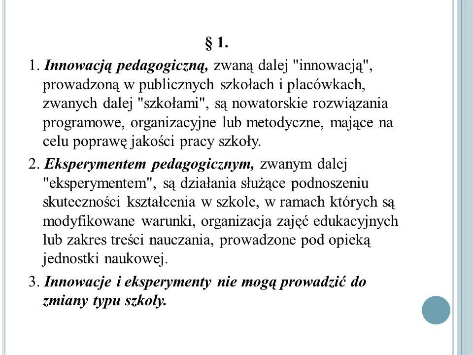 § 1. 1.