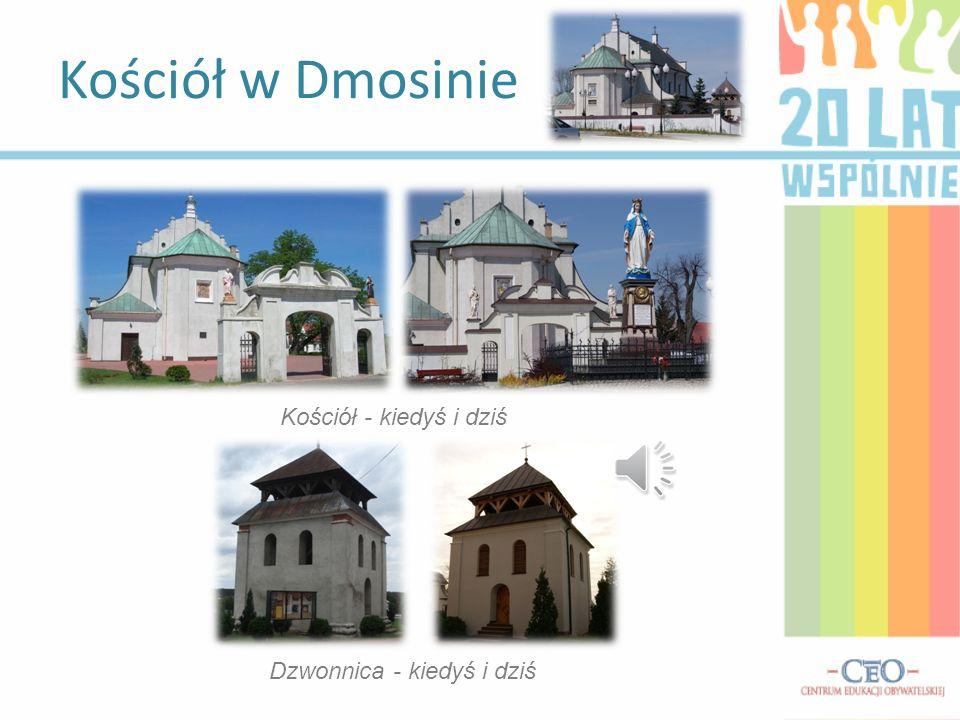Dzwonnica - kiedyś i dziś