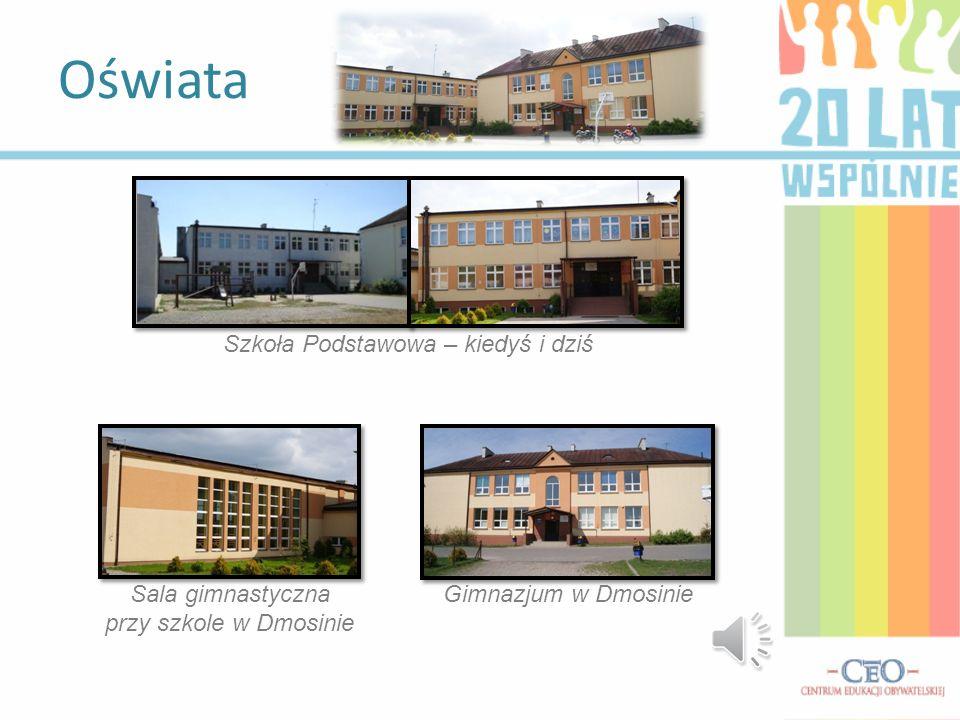 Oświata Szkoła Podstawowa – kiedyś i dziś