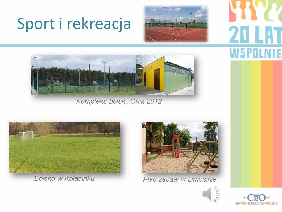 "Kompleks boisk ""Orlik 2012"