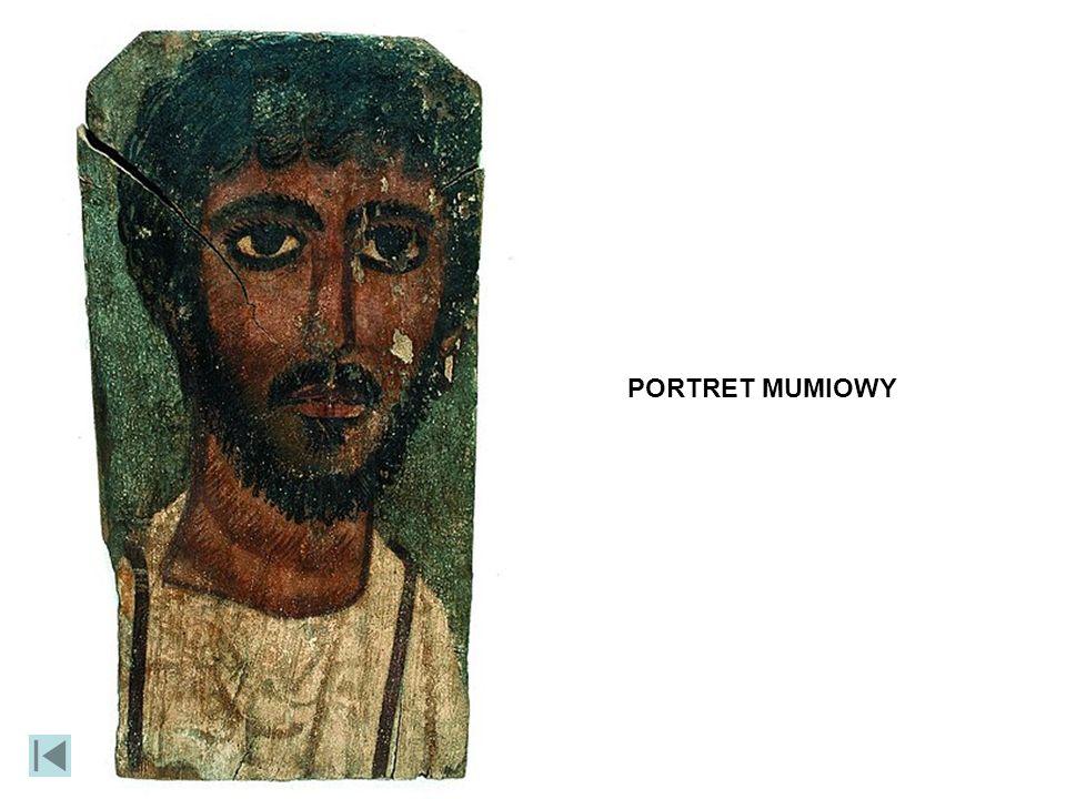 PORTRET MUMIOWY