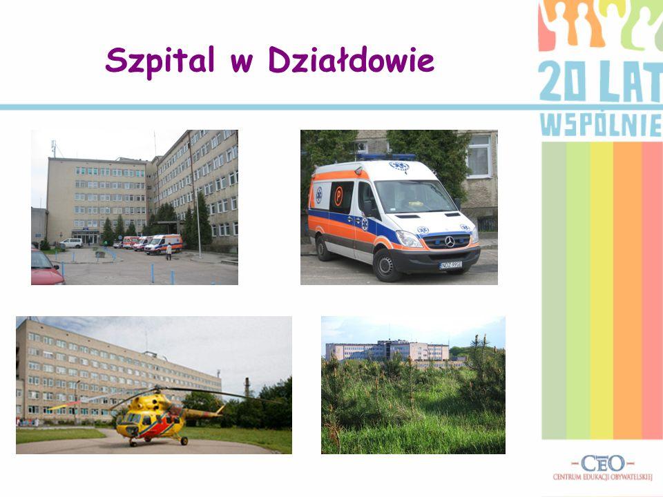 Szpital w Działdowie