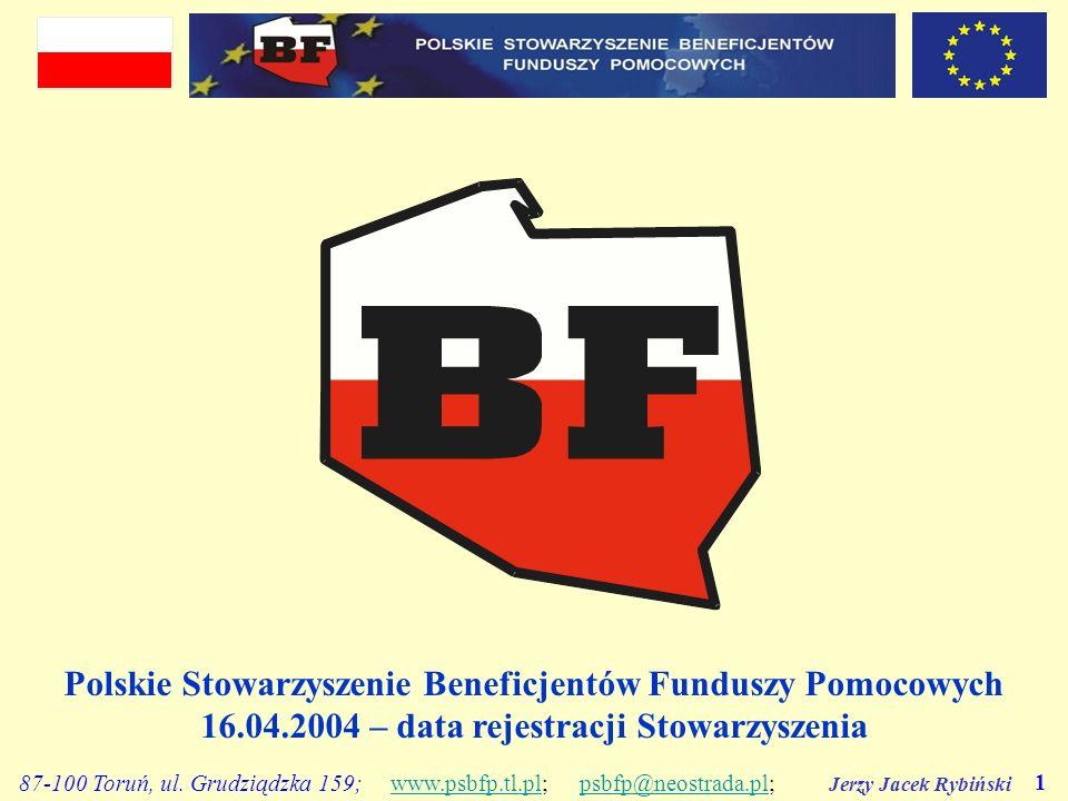 Polskie Stowarzyszenie Beneficjentów Funduszy Pomocowych
