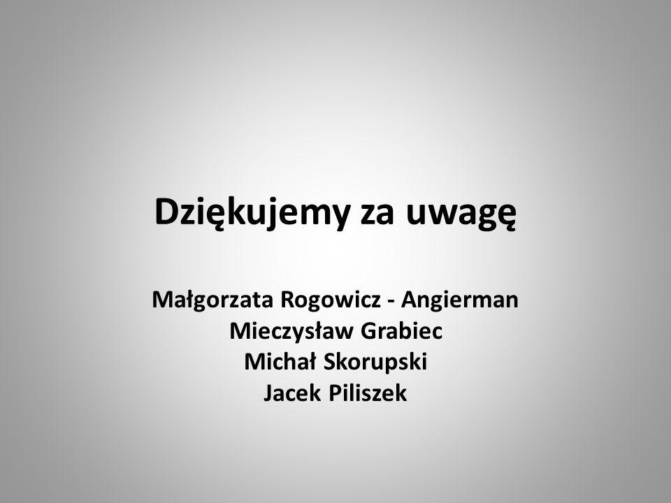 Małgorzata Rogowicz - Angierman