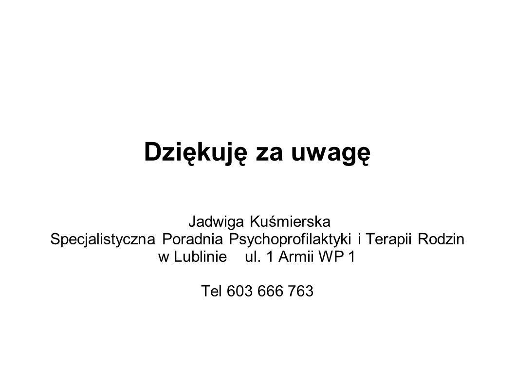 Specjalistyczna Poradnia Psychoprofilaktyki i Terapii Rodzin