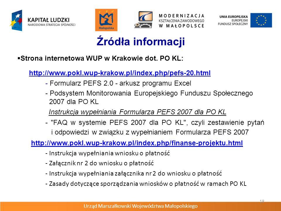 Urząd Marszałkowski Województwa Małopolskiego