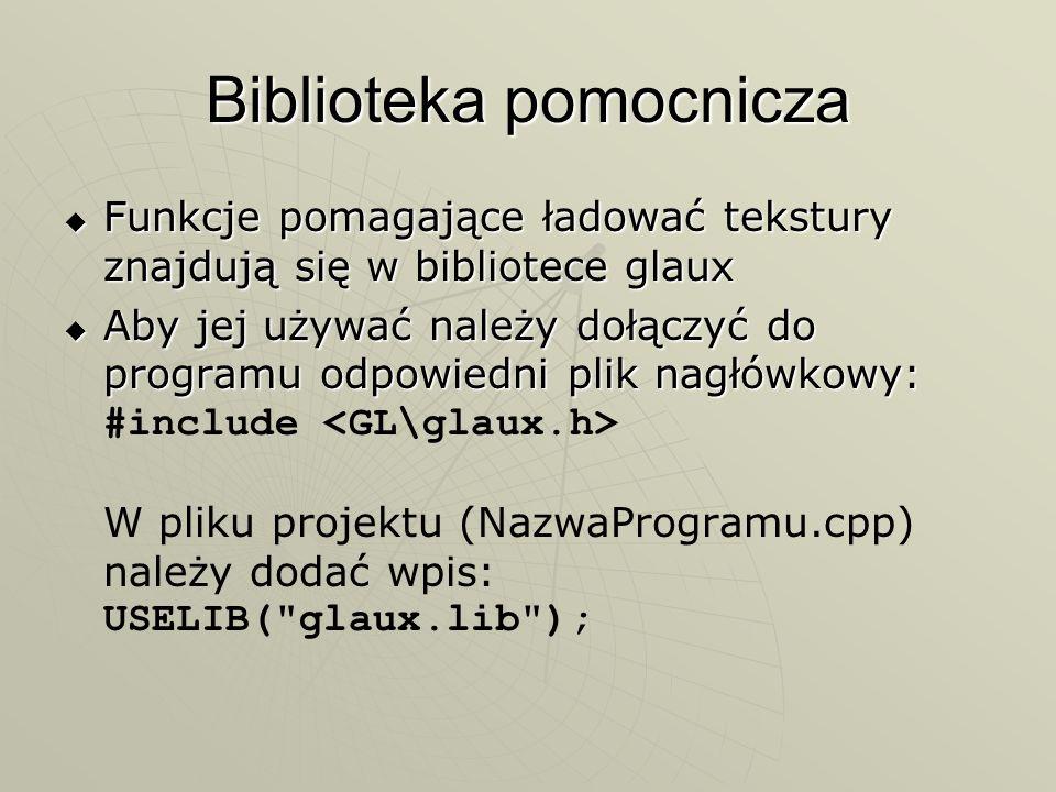 Biblioteka pomocnicza