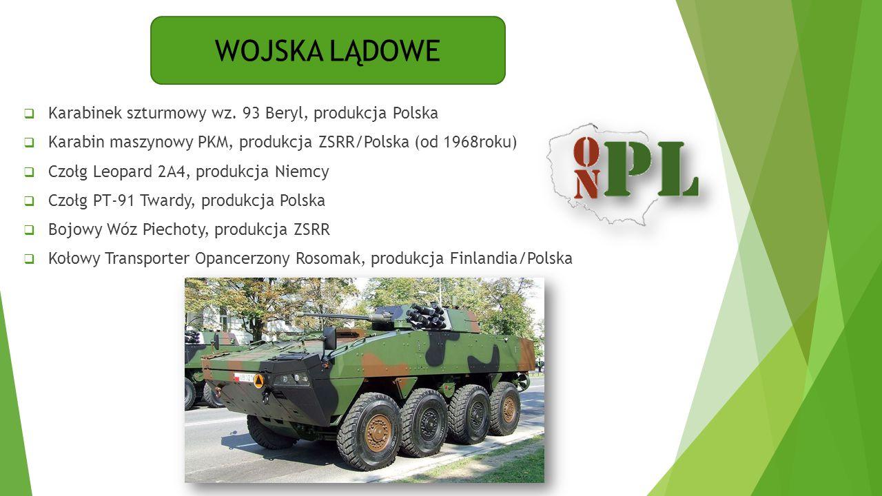 WOJSKA LĄDOWE Karabinek szturmowy wz. 93 Beryl, produkcja Polska