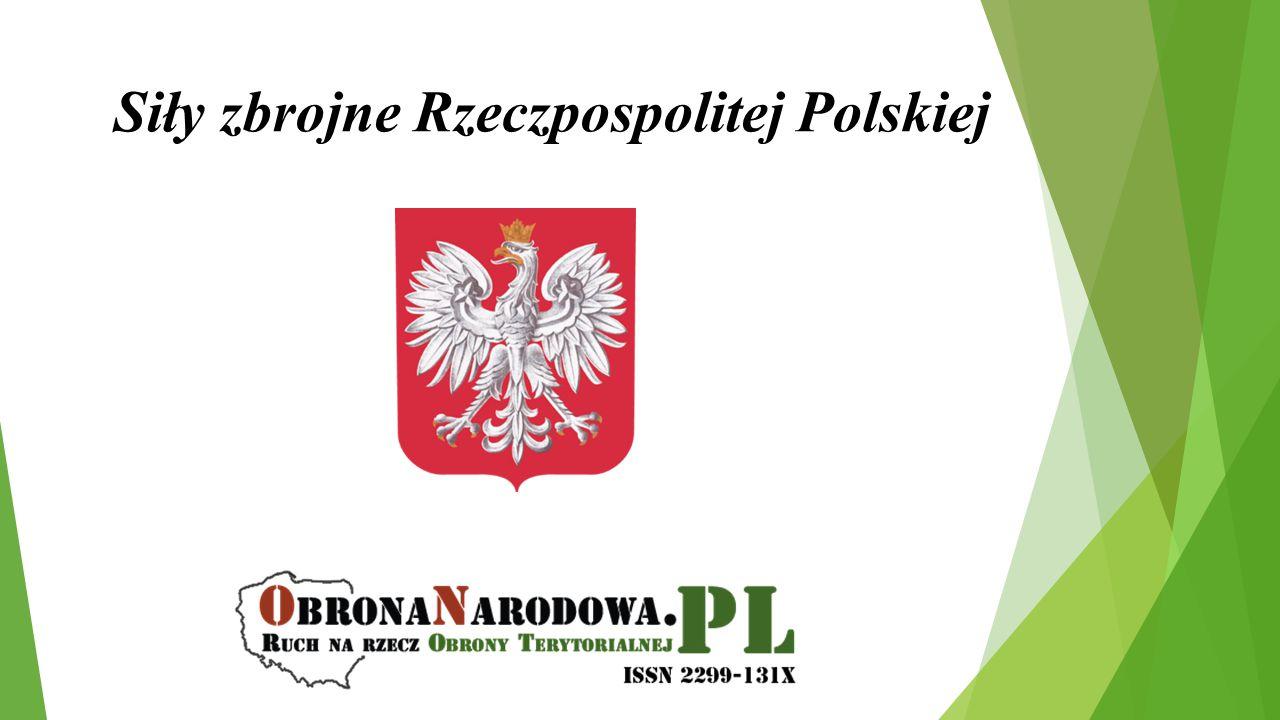 Siły zbrojne Rzeczpospolitej Polskiej