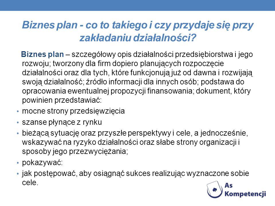Biznes plan - co to takiego i czy przydaje się przy zakładaniu działalności