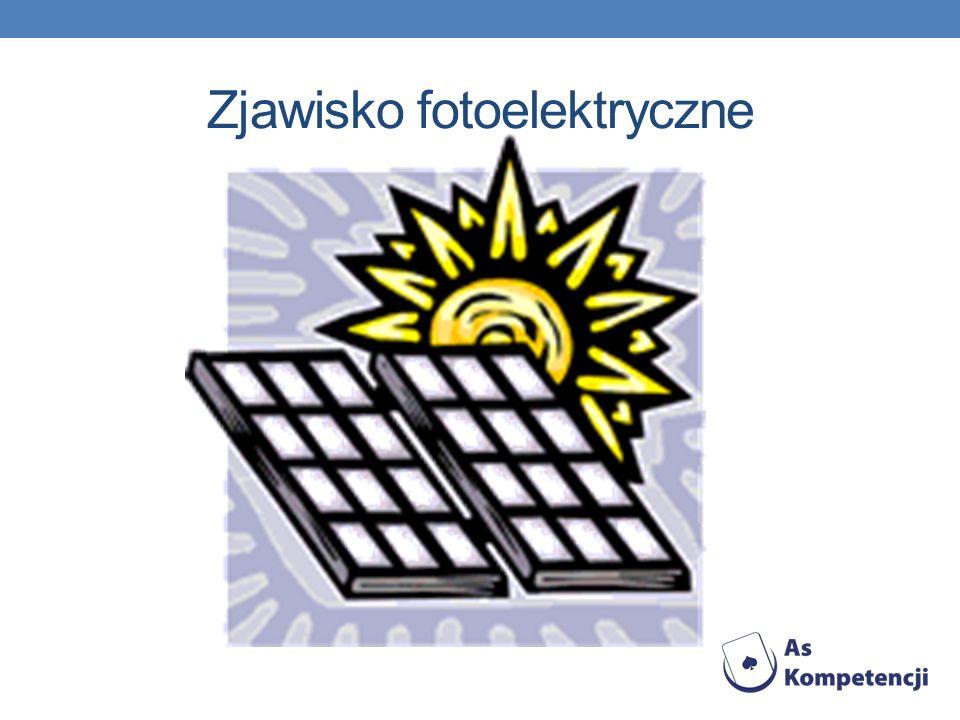 Zjawisko fotoelektryczne