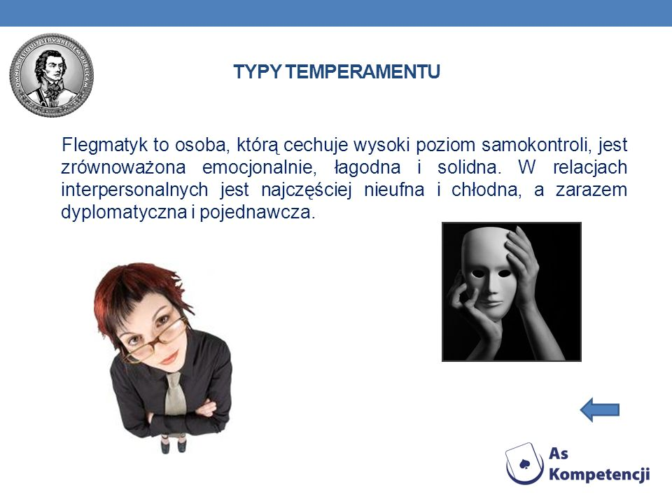 Typy Temperamentu