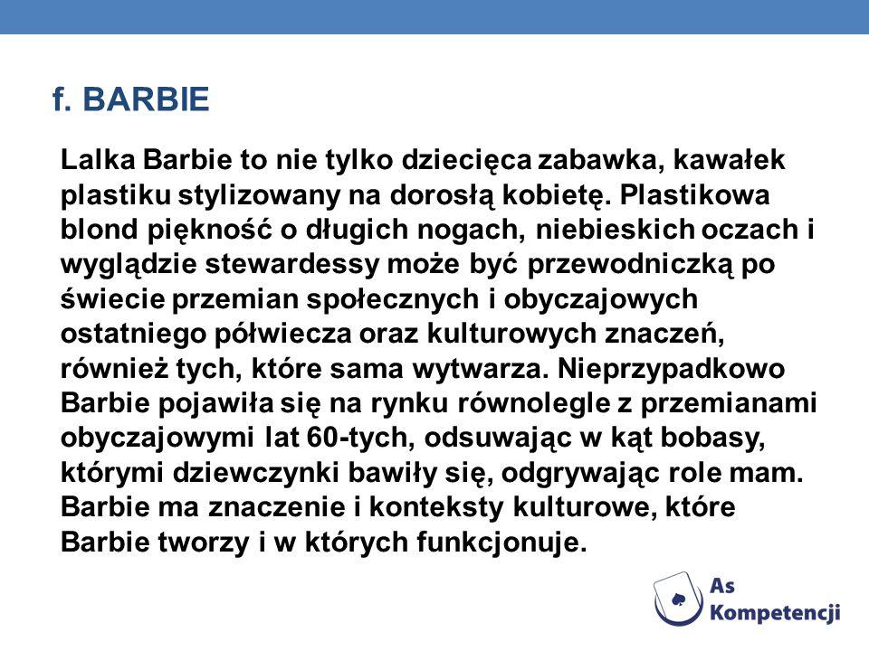 f. BARBIE