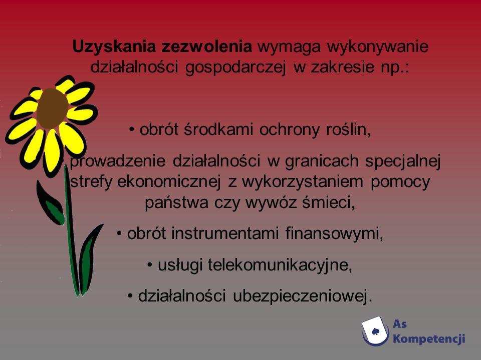 obrót środkami ochrony roślin,