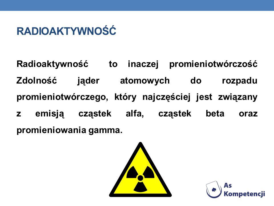 Radioaktywność