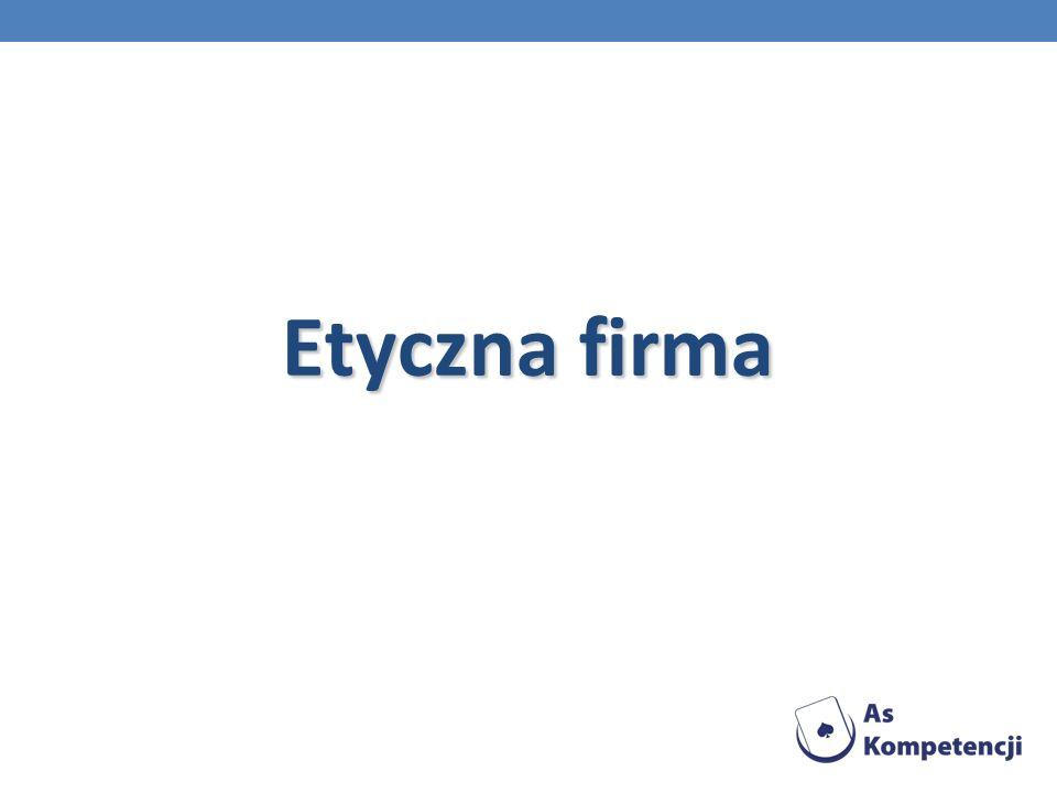 Etyczna firma 3