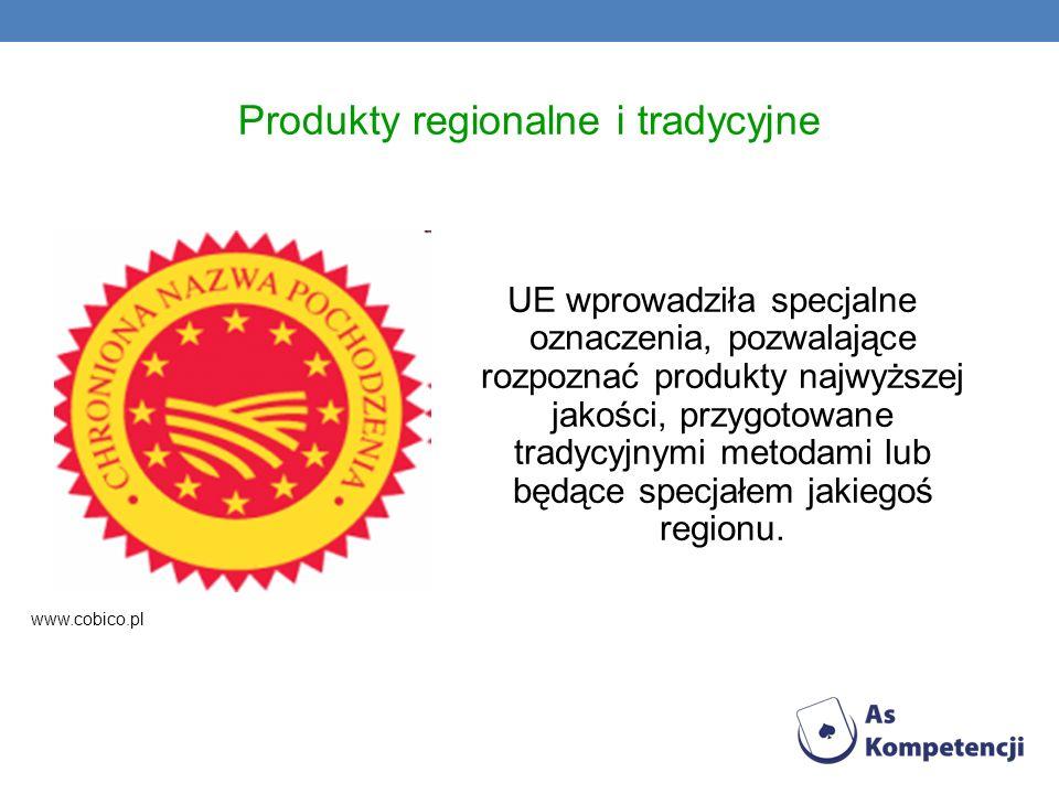 Produkty regionalne i tradycyjne