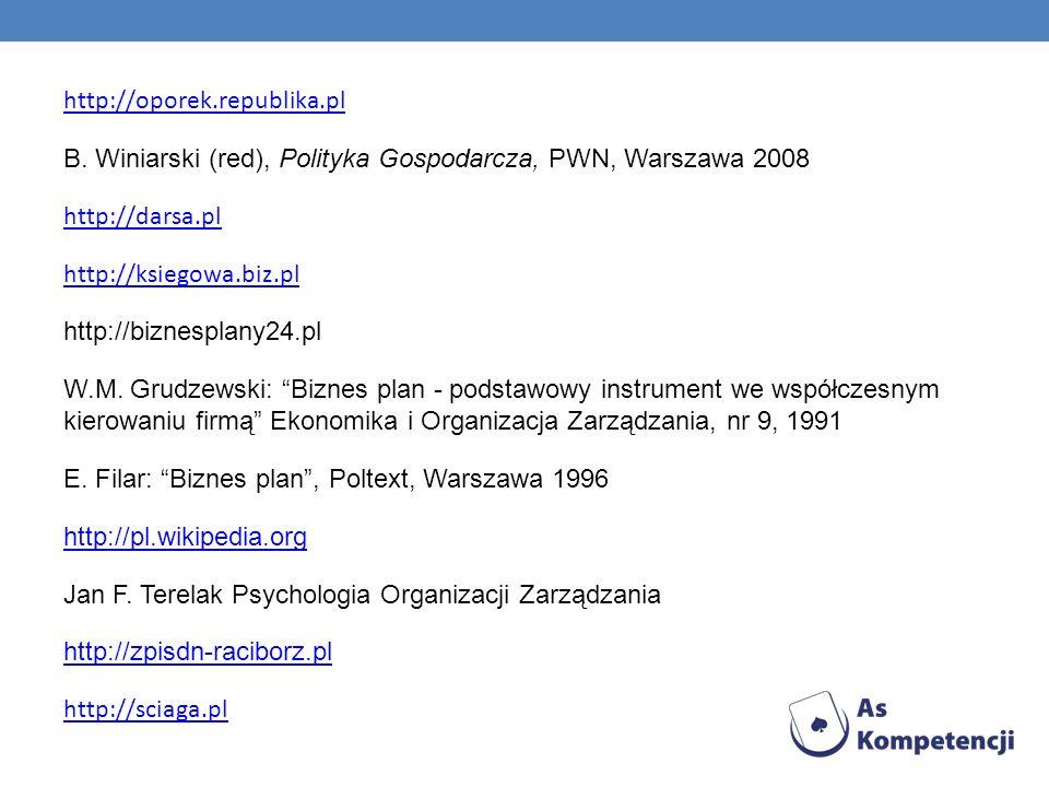 http://oporek. republika. pl B