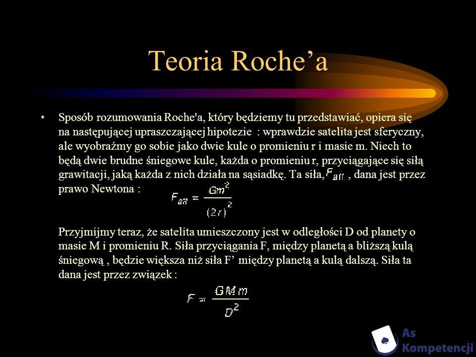 Teoria Roche'a