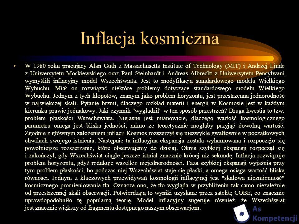 Inflacja kosmiczna