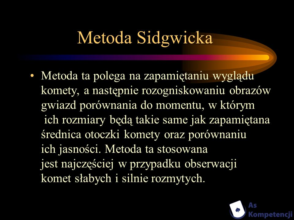 Metoda Sidgwicka