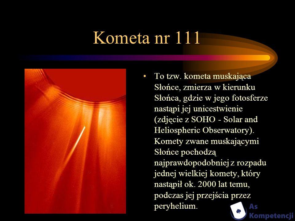 Kometa nr 111