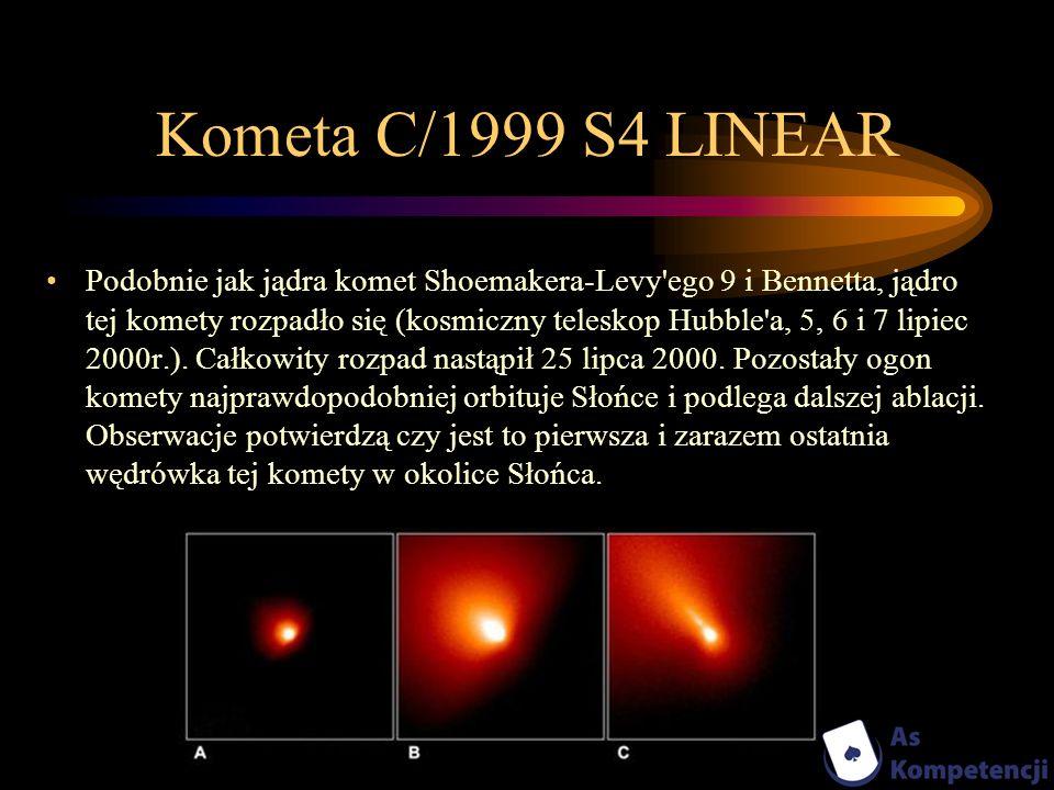 Kometa C/1999 S4 LINEAR