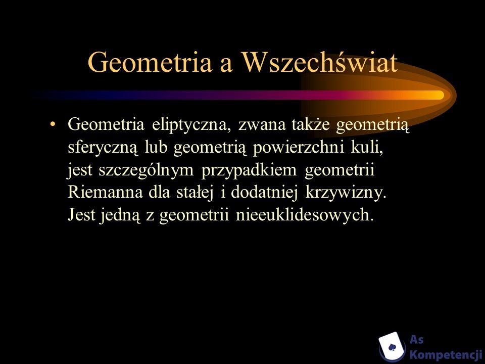 Geometria a Wszechświat