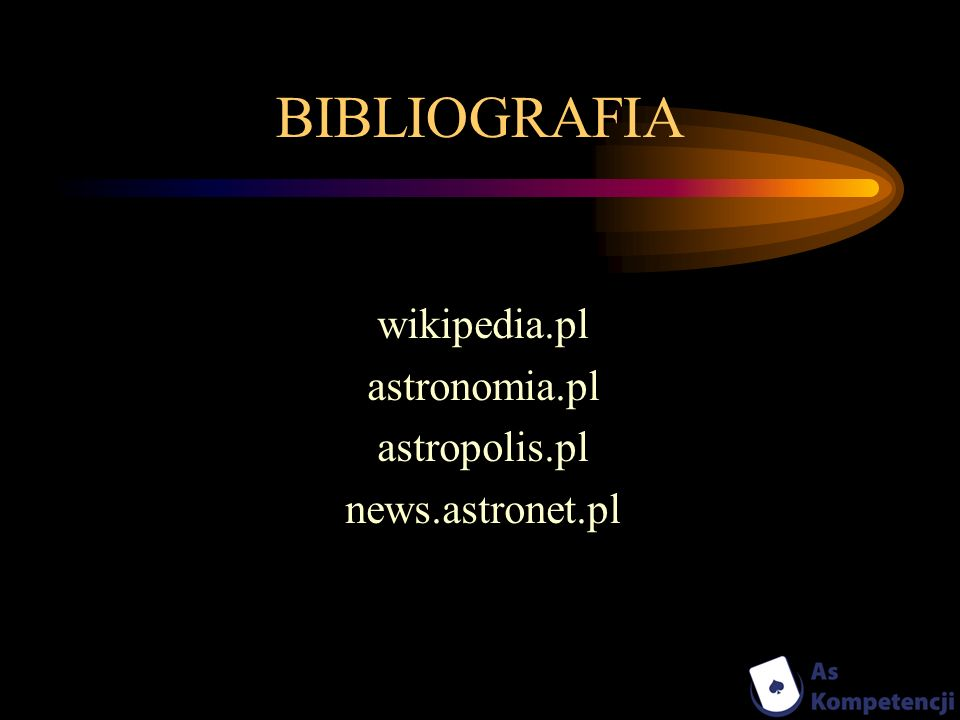 wikipedia.pl astronomia.pl astropolis.pl news.astronet.pl