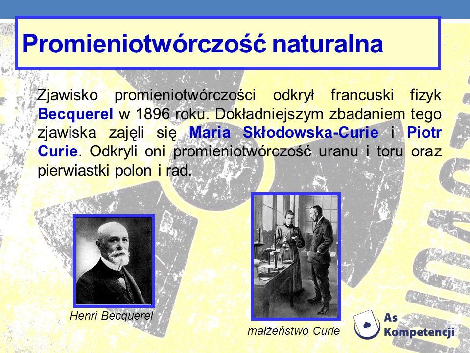 Promieniotwórczość naturalna