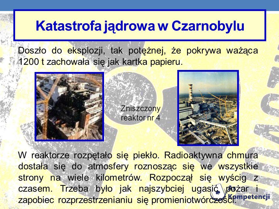 Katastrofa jądrowa w Czarnobylu