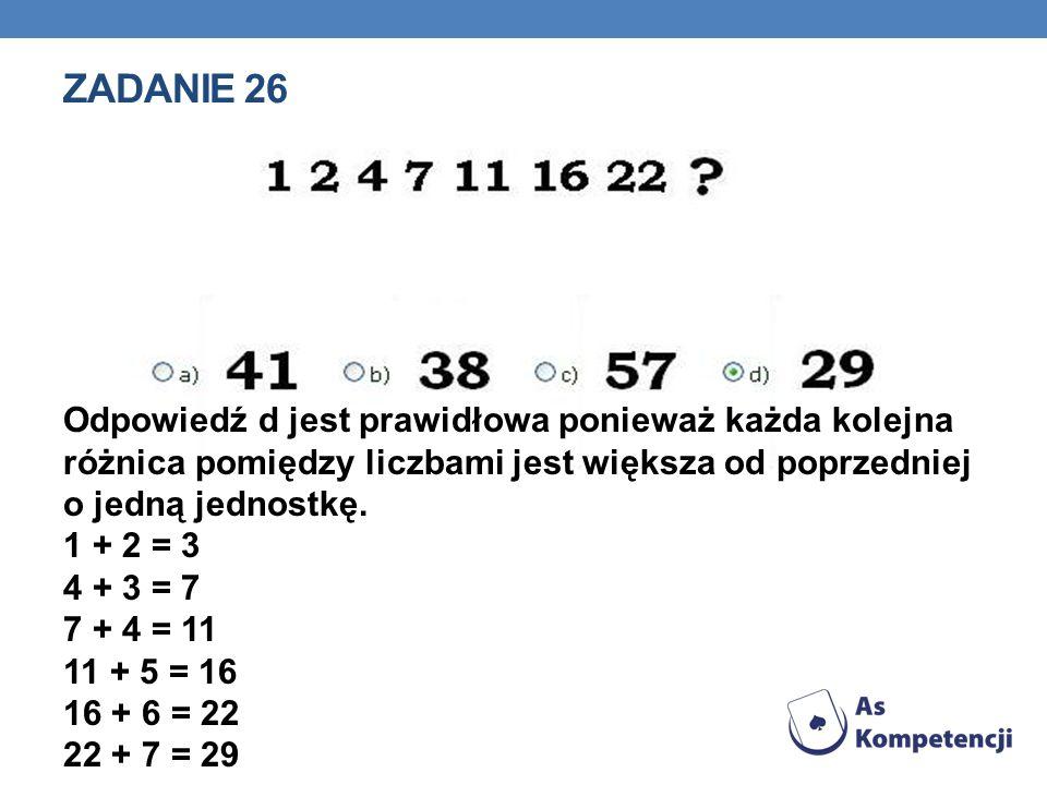 Zadanie 26