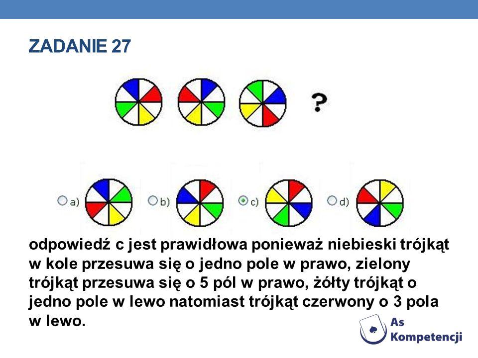 Zadanie 27