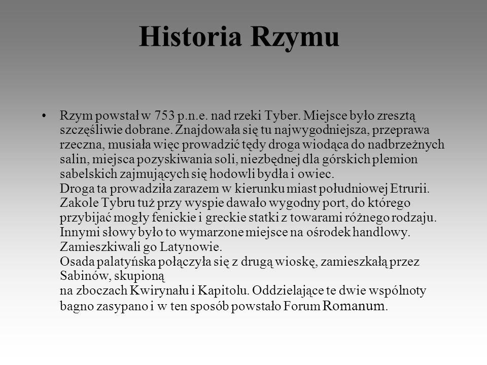 Historia Rzymu