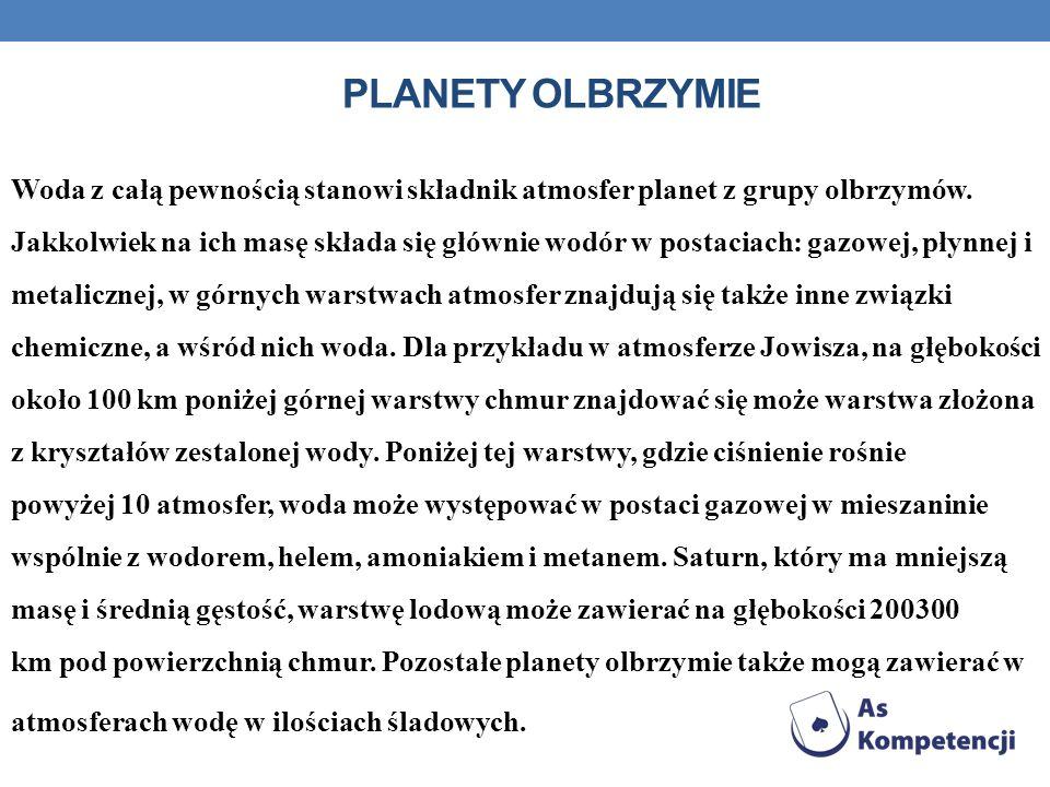 Planety olbrzymie