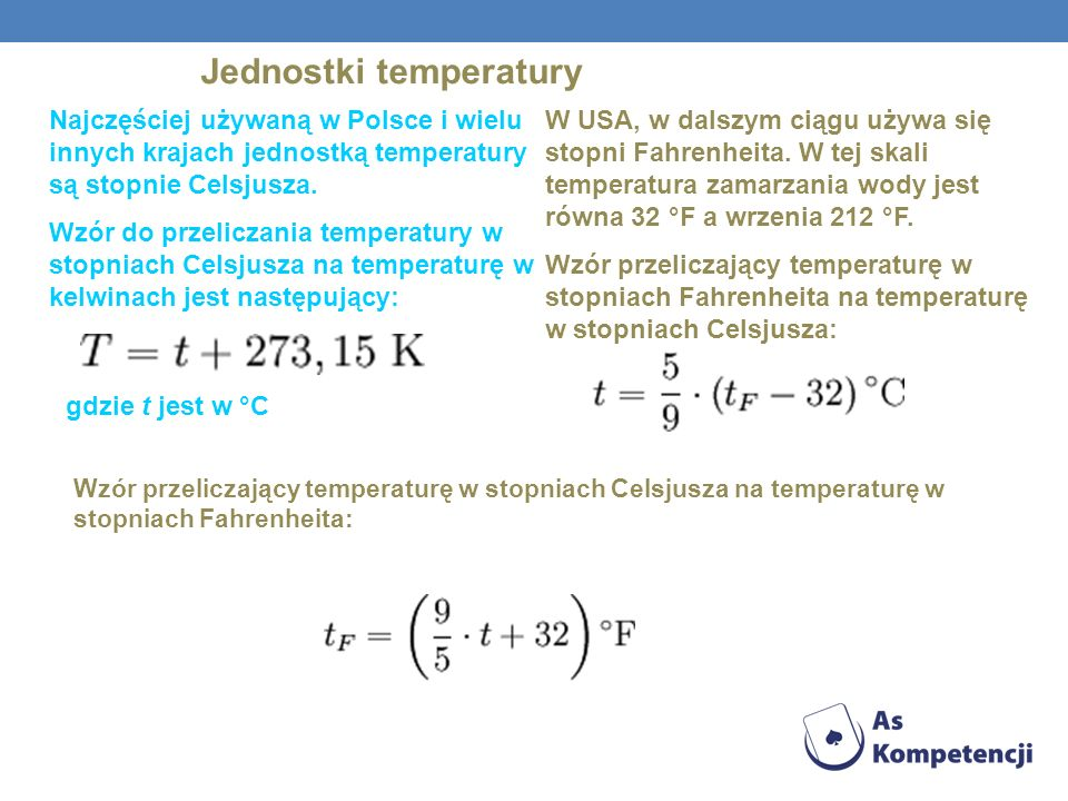 Jednostki temperatury