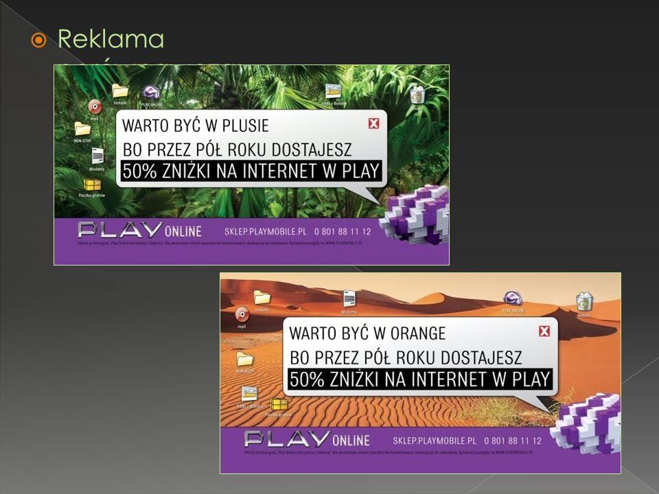 Reklama porównawcza: