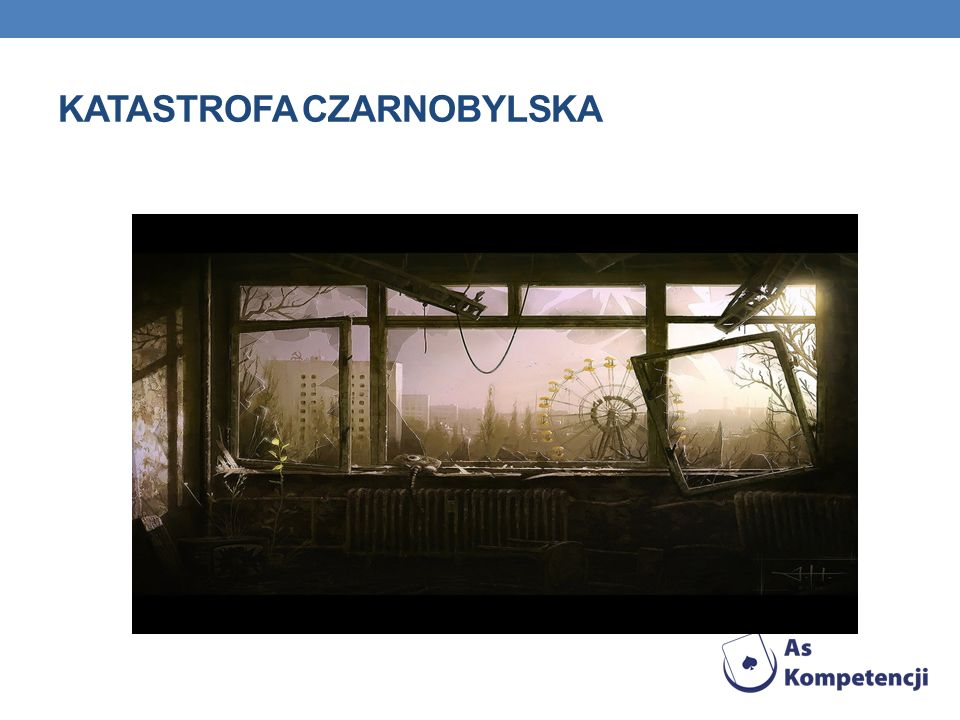 Katastrofa Czarnobylska