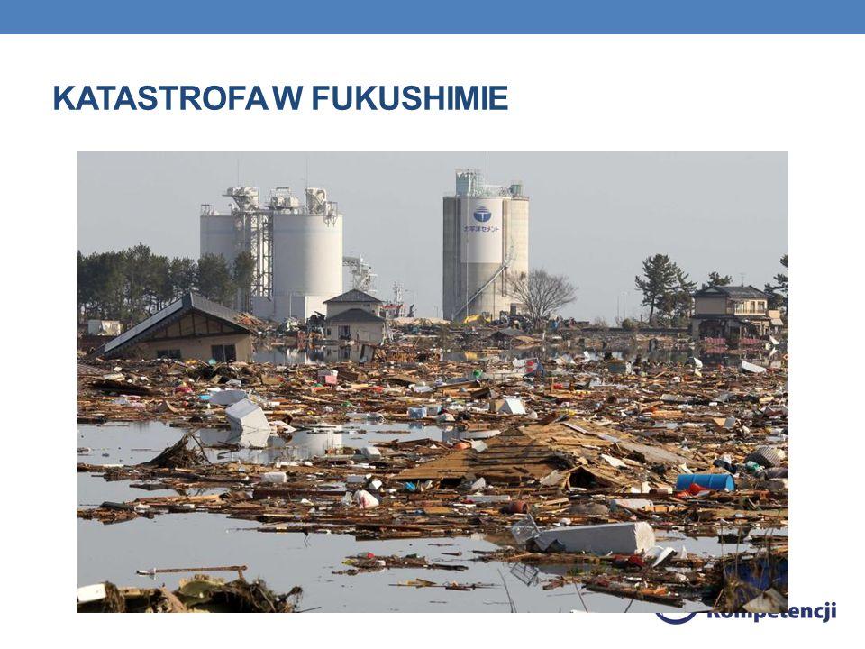 Katastrofa w Fukushimie