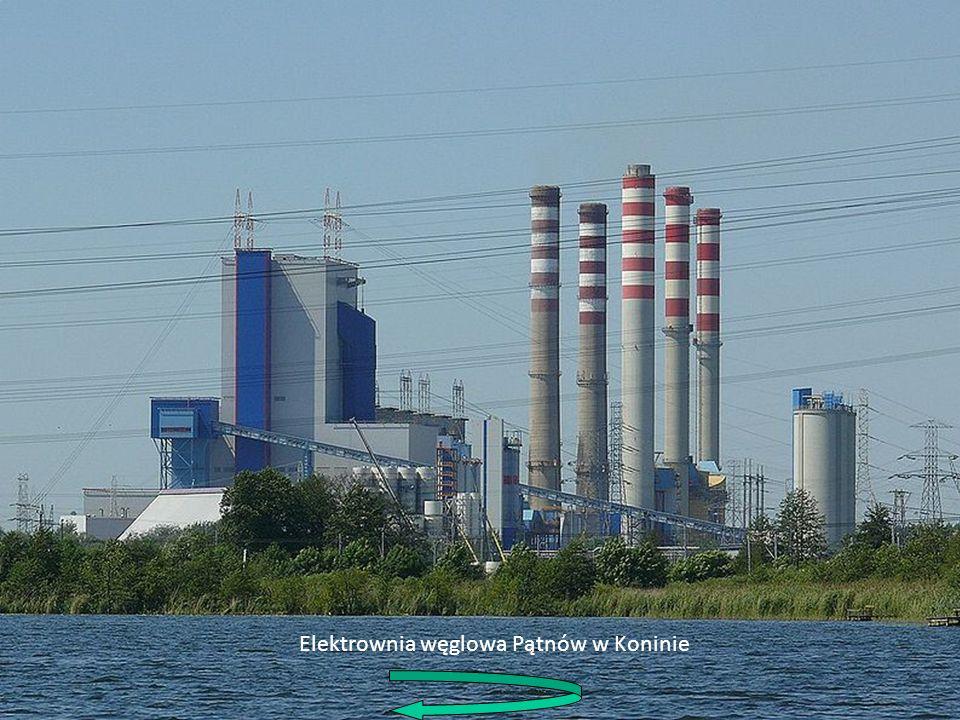 Elektrownia węglowa Pątnów w Koninie