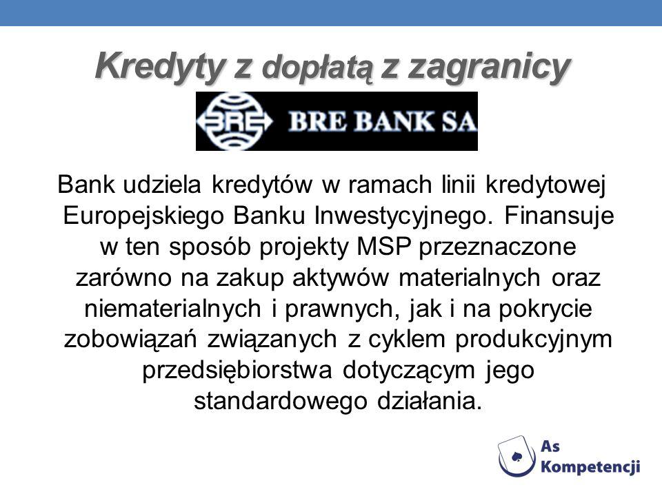 Kredyty z dopłatą z zagranicy