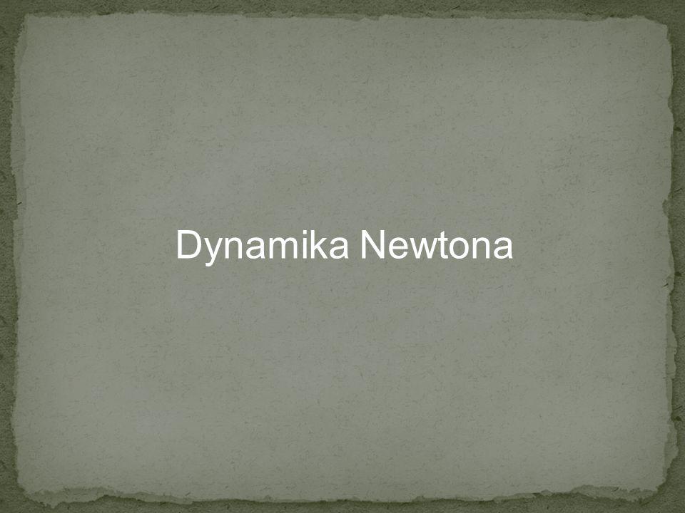 Dynamika Newtona