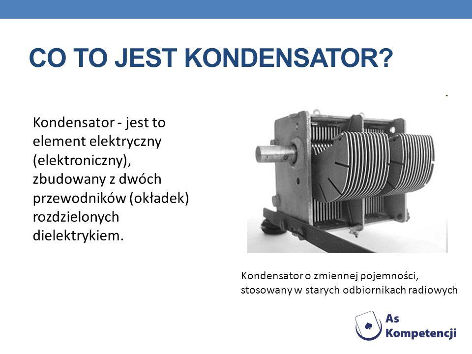 Co to jest kondensator