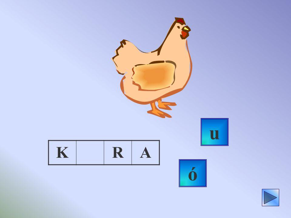 u K R A ó