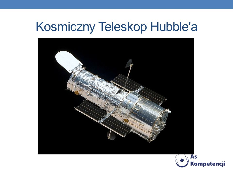 Kosmiczny Teleskop Hubble a