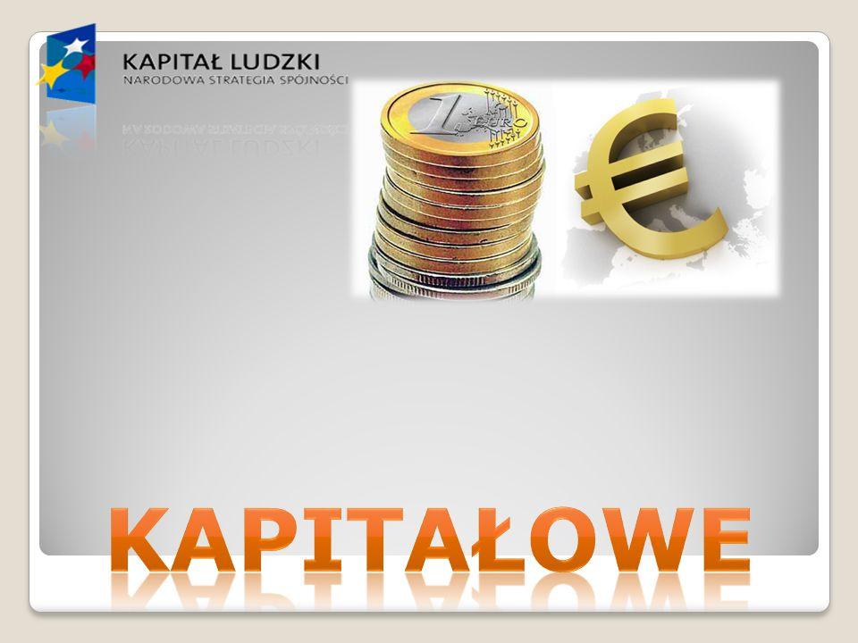 kapitałowe